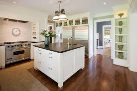 kitchen island with sink and hob