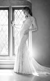 embroidered low back wedding dress martina liana wedding dresses