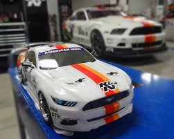 mustang paint schemes with special tires and a paint scheme to match the k n built ford