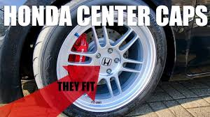 lexus wheels center caps enkei rpf1 honda center caps golf u0026 mini update youtube