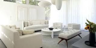 White Leather Living Room Furniture Contemporary White Living Room Furniture Contemporary White