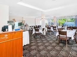 Restaurant Reception Desk by Ibis Styles Cairns Accorhotels