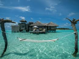 stunning resort in maldives business insider