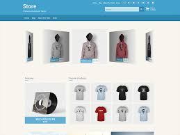 store free responsive ecommerce wordpress themes freebies