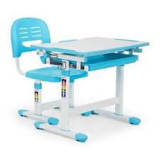 bureau pour enfants oneconcept tommi set bureau pour enfant table chaise hauteur