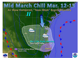 Weather Map Austin by Nws Brownsville Staffs The Rgv Wing Of Commemorative Air Force Air