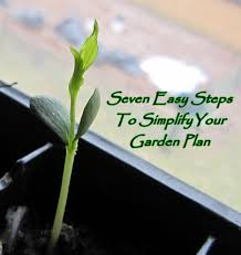 7 easy steps to simplify your garden plan homestead chronicles