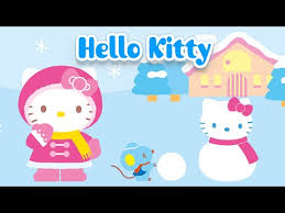 hello kitty christmas puzzles games for kids android apps