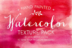 the watercolor texture pack textures creative market