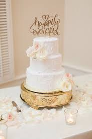 gold wedding cake topper gold wedding cake toppers 16960