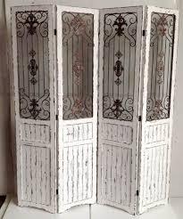 dividers stunning metal room dividers decorative metal screen