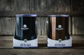 airscape kitchen canister accessories black river roasters custom imprinted airscape storage