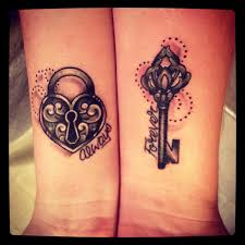 60 cute matching tattoos ideas for every relationship 2017