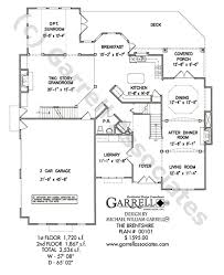traditional colonial house plans brentshire house plan house plans by garrell associates inc