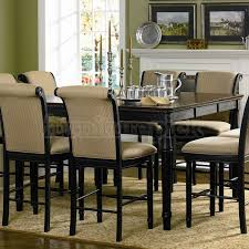 counter height dining room sets cabrillo counter height custom countertop dining room sets home