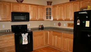 Kitchen Remodel Using Cool Kitchen Design With Oak Cabinets Home - Kitchen designs with oak cabinets