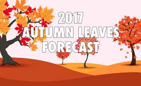 2017 autumn leaves forecast in japan u2013 jw web magazine