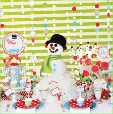 christmas dessert buffet deliciously decorated dessert tables pepper design