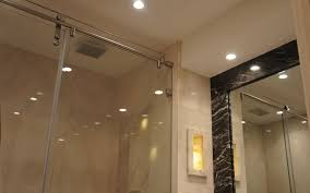 recessed downlight bathroom halogen led aquaspot orlight