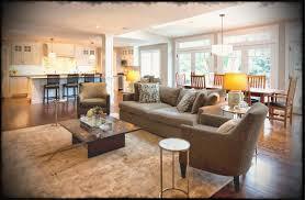 open concept kitchen living room designs open kitchen living room floor plans full size dining plan