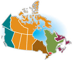 regions of canada map environment and climate change canada about environment and