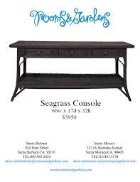 Santa Barbara Wicker Patio Furniture - custom seagrass u0026 wicker u2014 rooms u0026 gardens
