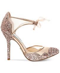 wedding shoes macys blue by betsey johnson stela evening sandals evening bridal