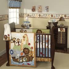 Woodland Nursery Bedding Set by Ba Boy Bedding Boy Crib Bedding Sets Carousel Designs Throughout