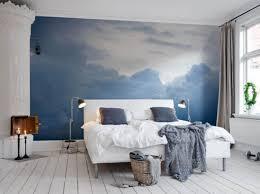 papier peint deco chambre 40 idées déco pour la chambre décoration papier peint