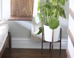planter stand etsy
