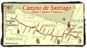 Northern Spain Map by Real And Virtual Journeys Wosu Public Media