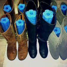what a great idea pool noodles make inexpensive boot shapers