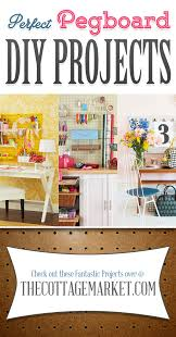 Kitchen Pegboard Ideas Perfect Pegboard Diy Projects The Cottage Market