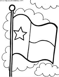 texas coloring pages eson me