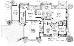 7 bedroom house plans large house plans 7 bedrooms