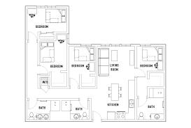and bathroom floor plans 4 bedroom 3 bathroom floor plans hub flagstaff