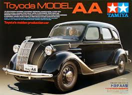 toyoda car tamiya 24339 toyoda toyota model aa 1 24 scale kit plaza japan