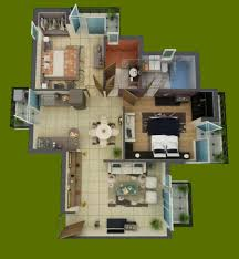 apartments 950 square feet square foot house plan india floor