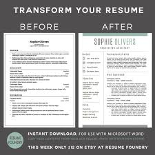 Free Resumes Templates To Download Transform Your Old Resume Into A Modern Version Very Simple Just