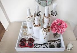 deco chambre ado fille diy bricolage deco chambre ado fille porte bijoux bouteilles vin