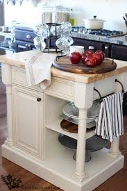 our kitchen island the wood grain cottage