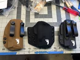 iwb light bearing holster fireside iwb holster