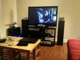 tv setup ideas simple ideas small images about furniture on