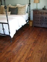 stained antique douglas fir flooring manomin projects