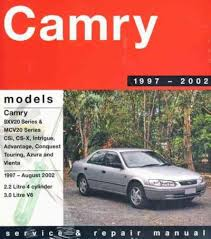 1993 toyota camry repair manual toyota camry 1997 2002 gregorys service repair manual sagin