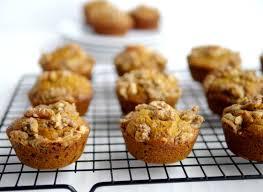 Muffins For Thanksgiving Pumpkin Brown Sugar Muffins Noble Pig