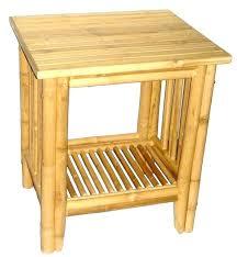 Yellow Side Table Uk Bamboo Wood Furniture Bamboo Vs Wood Furniture Bamboo Wood