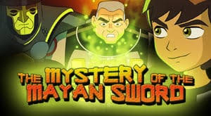 ben 10 games mystery mayan sword cartoon network