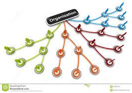 human 3d model connection link organization chart stock photos