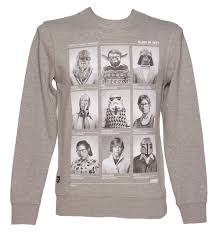 official men s grey class of 77 wars sweater from chunk ebay